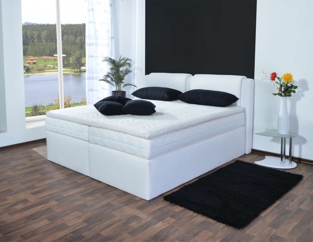 boxspringbett astana 180 x 200 cm neuheit stauraum im kopfteil ebay. Black Bedroom Furniture Sets. Home Design Ideas